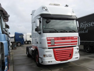 DAF FT XF 105.460 SSC SkyLines РТО